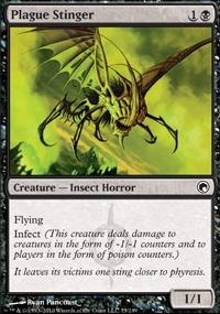 MTG Card: Plague Stinger