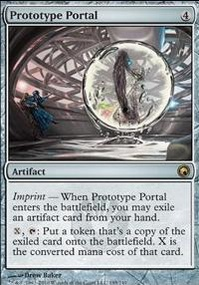 MTG Card: Prototype Portal