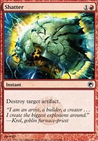 MTG Card: Shatter