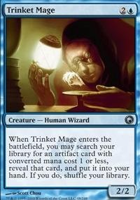 MTG Card: Trinket Mage