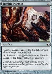 MTG Card: Tumble Magnet