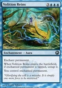 MTG Card: Volition Reins