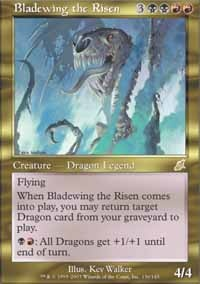MTG Card: Bladewing the Risen