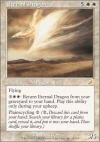 MTG Card: Eternal Dragon