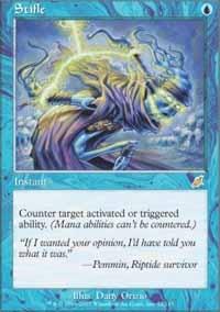 MTG Card: Stifle