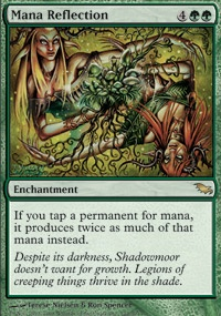 MTG Card: Mana Reflection