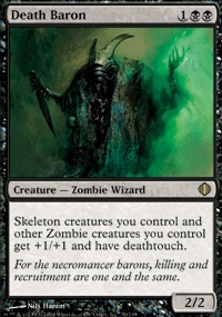 MTG Card: Death Baron