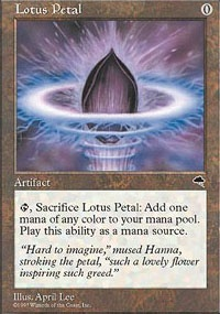 MTG Card: Lotus Petal