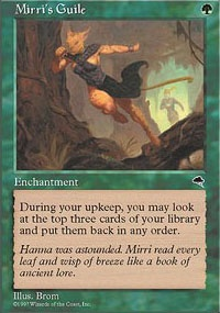 MTG Card: Mirri&#39;s Guile