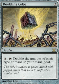 MTG Card: Doubling Cube