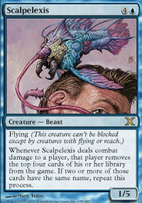 MTG Card: Scalpelexis