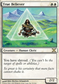 MTG Card: True Believer