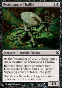 MTG Card: Deathspore Thallid