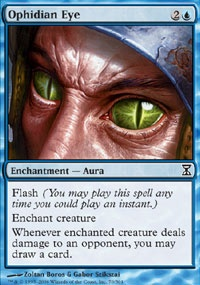 MTG Card: Ophidian Eye