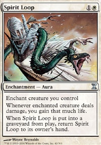 MTG Card: Spirit Loop