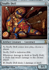 MTG Card: Stuffy Doll