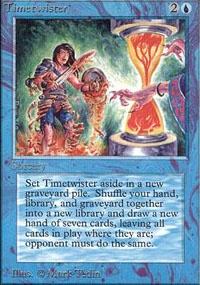MTG Card: Timetwister