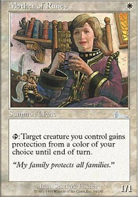 MTG Card: Mother of Runes