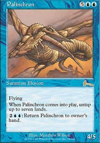 MTG Card: Palinchron