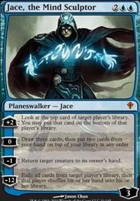 MTG Card: Jace, the Mind Sculptor