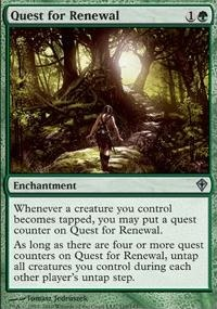 MTG Card: Quest for Renewal