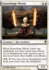 MTG Card: Stoneforge Mystic