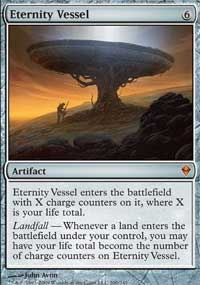 MTG Card: Eternity Vessel