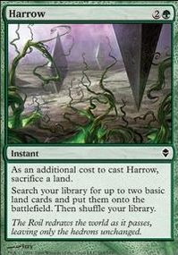 MTG Card: Harrow