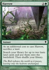 MTG Card: Harrow