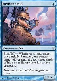 MTG Card: Hedron Crab