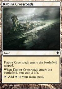 MTG Card: Kabira Crossroads