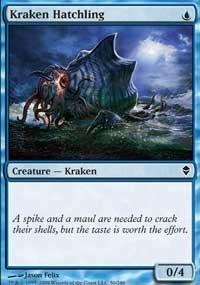 MTG Card: Kraken Hatchling