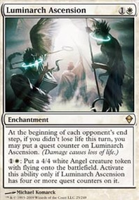 MTG Card: Luminarch Ascension