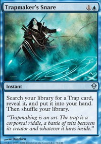 MTG Card: Trapmaker's Snare
