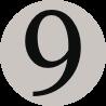mana symbol 9