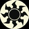 mana symbol w