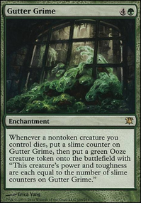ooze tribal (Modern MTG Deck)