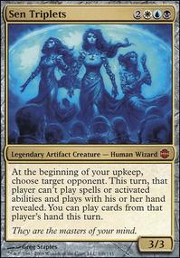 Obzedat, Ghost Council (MM3 MTG Card)