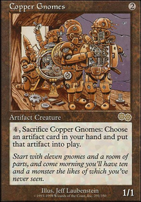 Copper Gnomes