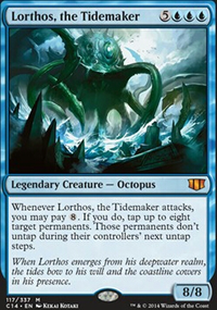 Lorthos, the Tidemaker