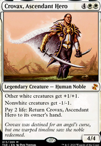 Crovax, Ascendant Hero