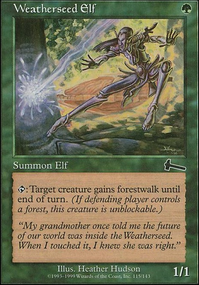 Weatherseed Elf