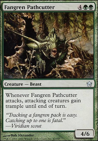 Fangren Pathcutter