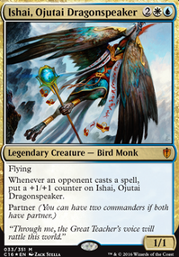 Bant Flash (Commander / EDH MTG Deck)