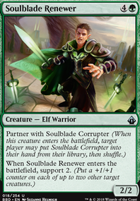 Soulblade Renewer