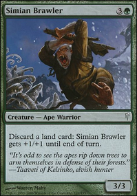 Simian Brawler