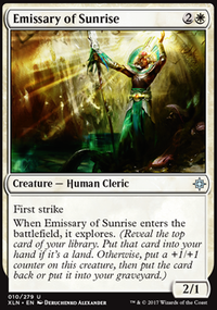 Emissary of Sunrise