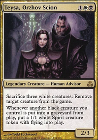 Shadowborn Apostles And The Demons Who Love Them Commander Edh Mtg Deck The orzhov syndicate once followed a genuine religion, but these days, their gods are power and wealth. shadowborn apostles and the demons who