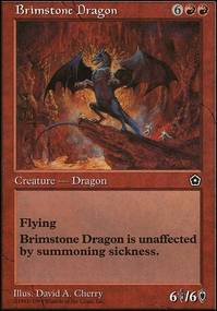 Brimstone Dragon