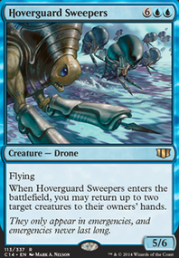 Hoverguard Sweepers